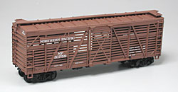 40' Stock Car -- Northern Pacific