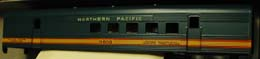 72' Streamline Northern Pacific -- RPO