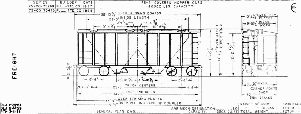 railroad car parts diagram
