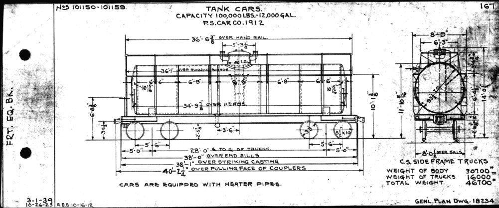 Pictures of Freight Train Car Dimensions - #rock-cafe